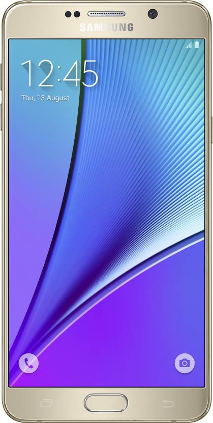 Samsung Galaxy Note 5 Gold Platinum 32 GB