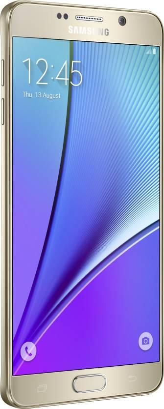 Samsung Galaxy Note 5 (Gold Platinum, 32 GB)(4 GB RAM)