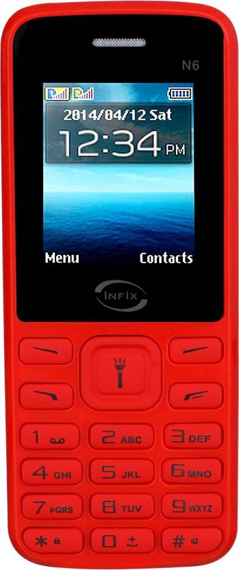 Infix IFX N6 Flash (Red)