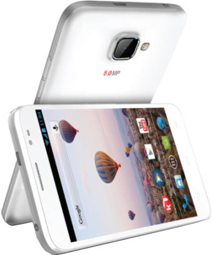 Karbonn A18Plus (White, 4 GB)