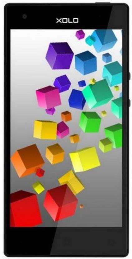 Xolo Cube 5.0 (Black, 8 GB)