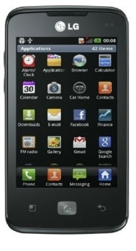 lg optimus hub e510 black 152 mb online at best price only on rh flipkart com