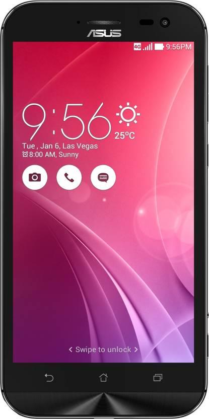 Asus Zenfone Zoom (Black, 64 GB)