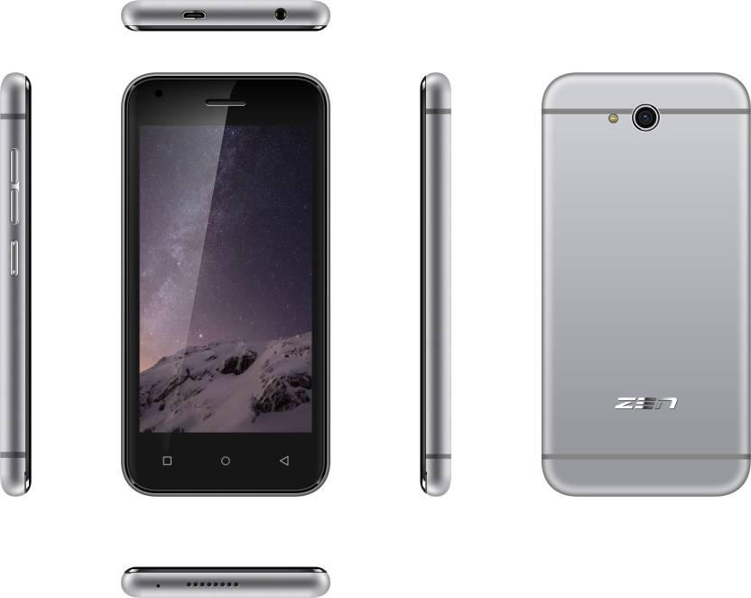 Zen Admire Sxy (Space Grey, 8 GB)