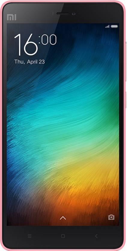 Mi 4i (Pink, 16 GB)