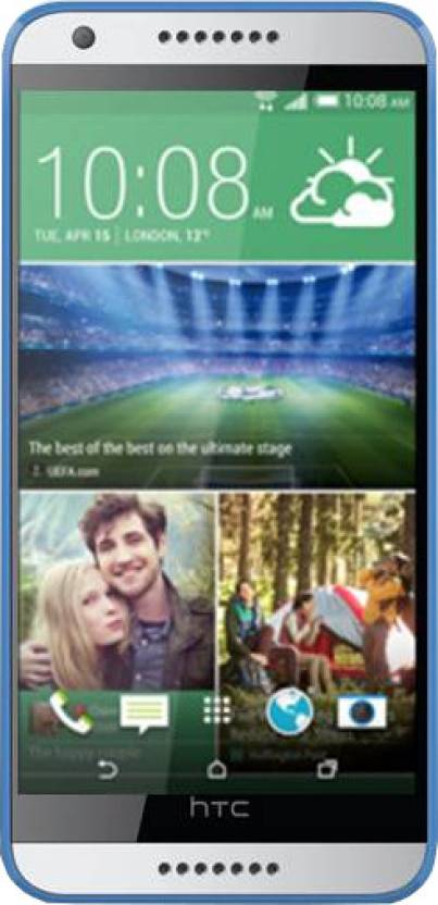 HTC Desire 620G Dual Sim (Santorini White, 8 GB)