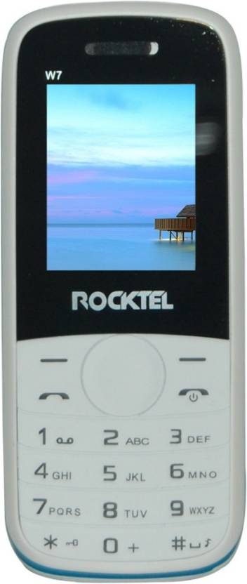 Rocktel W7 (White)