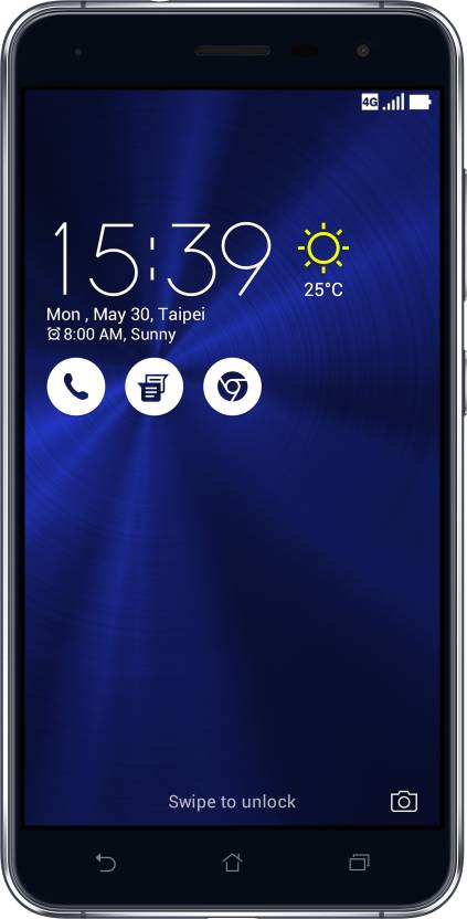 Asus Zenfone 3 (Black, 64 GB)