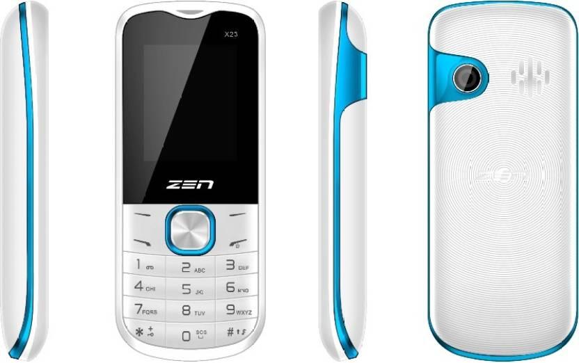 Zen X23 WFM