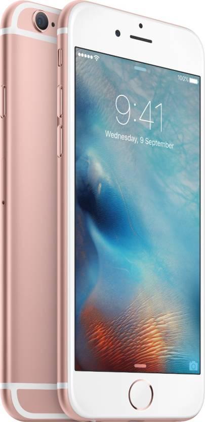 Apple iPhone 6s (Rose Gold, 64 GB)