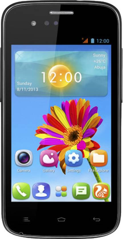 Gionee Pioneer P2 (Black, 4 GB)