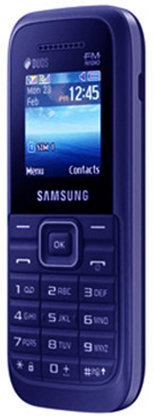 Samsung Guru FM Plus SM-B110E/D(Dark Blue)