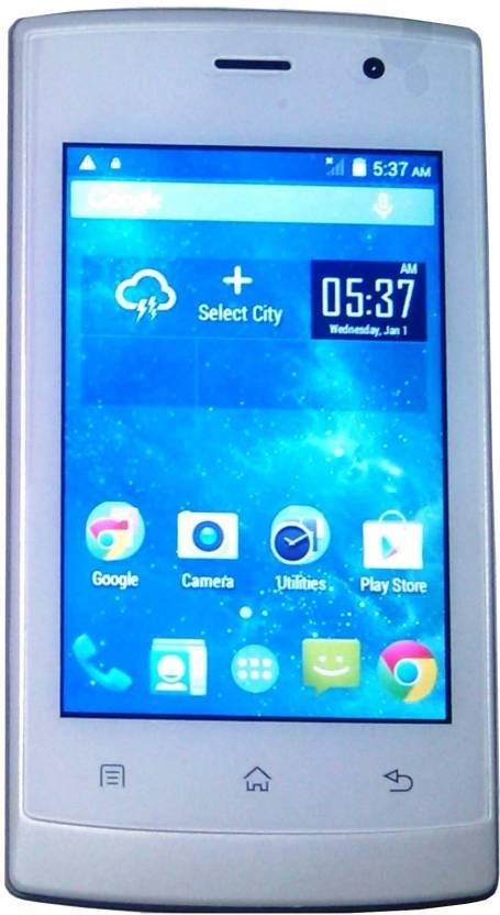 Panasonic T9 (White, 4 GB)