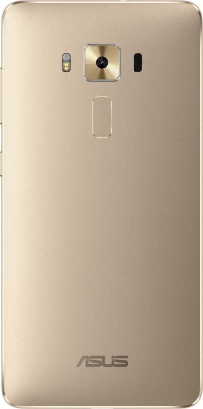Asus Zenfone 3 Deluxe (Gold, 256 GB)(6 GB RAM)
