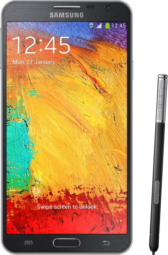 Samsung Galaxy Note 3 Neo (Black, 16 GB)