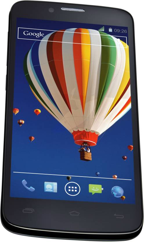 Xolo Q1000 (Black, 4 GB)