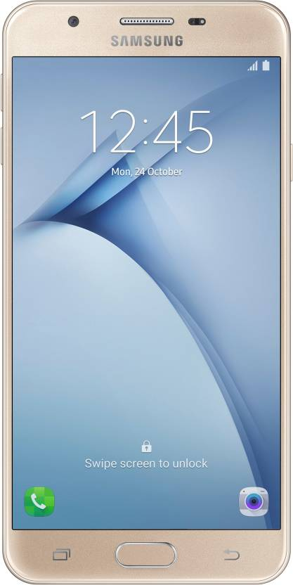 Samsung Galaxy On Nxt (Gold/Black 32 GB)
