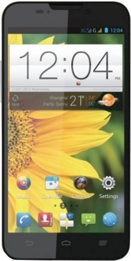 ZTE Grand X Quad Lite (Black, 4 GB)