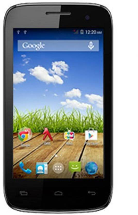 Micromax Bolt A065 (Black, 4 GB)