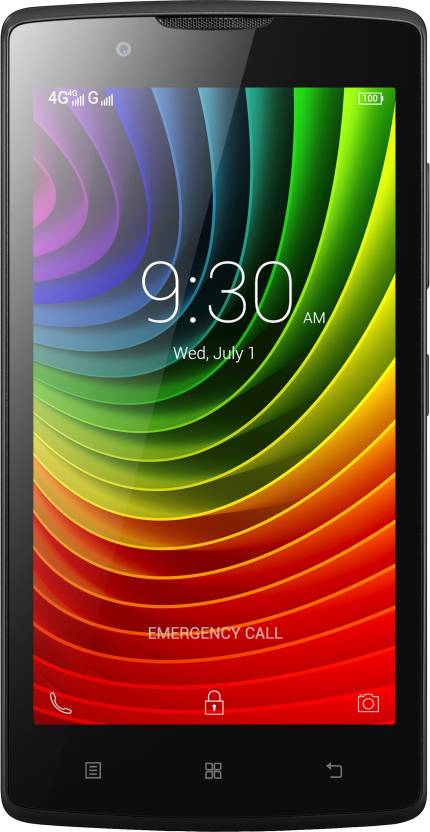 Lenovo A2010 (Black, 8 GB)