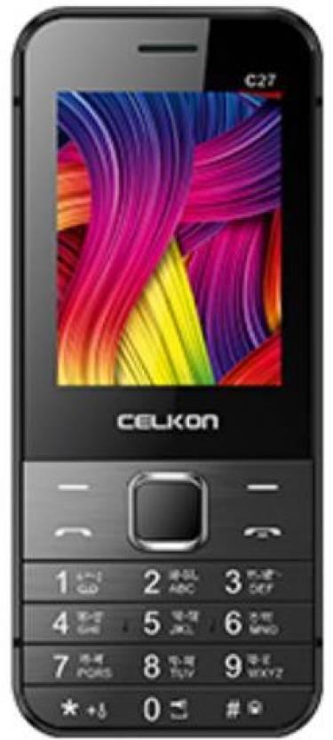 Celkon C27 Black