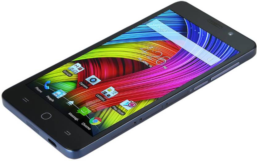 Panasonic Eluga L 4G (Radiant Blue, 8 GB)