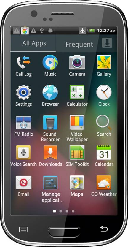 MAXX AX3 (Black, 512 MB)