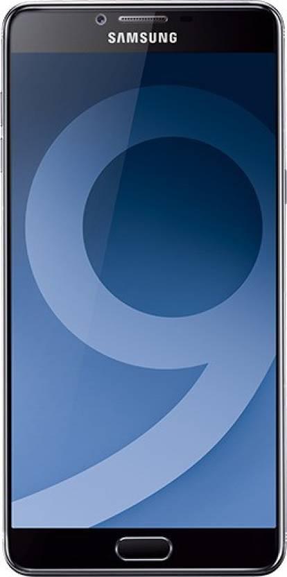 Samsung Galaxy C9 Pro (Black, 64 GB)  (6 GB RAM)
