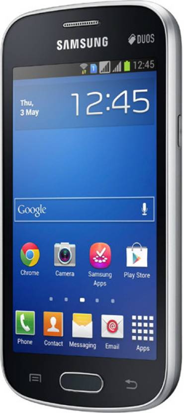 Samsung Galaxy Star Pro (Midnight Black, 4 GB)(512 MB RAM)