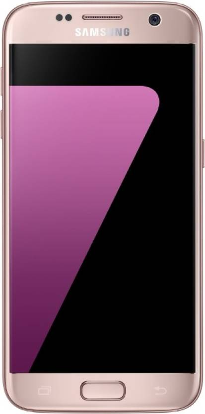 Samsung Galaxy S7 Edge (Pink Gold, 32 GB)