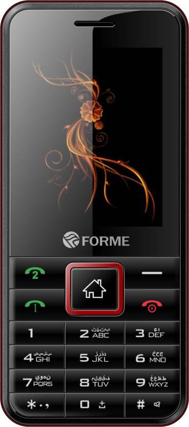 Forme M22 (Black & Red)