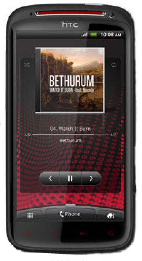 HTC Sensation XE (Black, 1 GB)