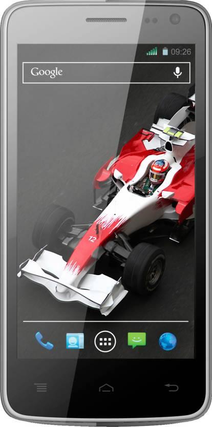 XOLO Q700i (White, 4 GB)