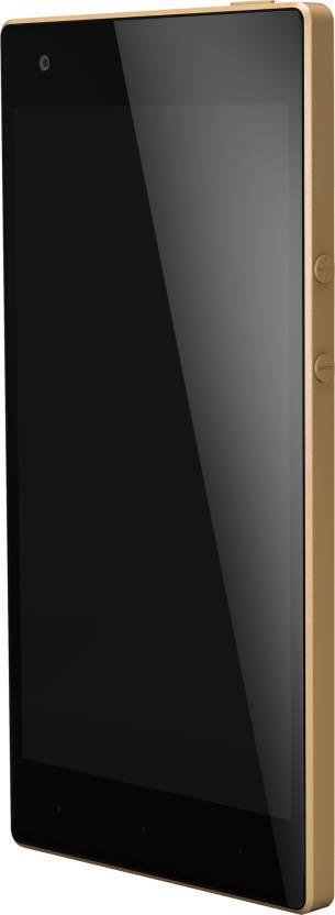 XOLO Cube 5 0 (2 GB RAM) (Gold, 8 GB)