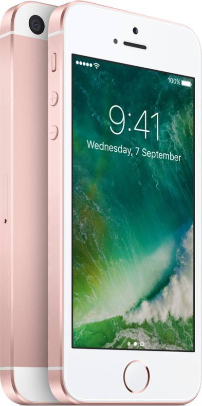 Apple iPhone SE (Rose Gold, 16 GB)