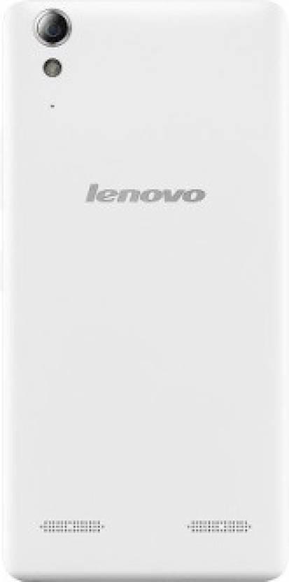 Lenovo A6000 (White, 8 GB)(1 GB RAM)
