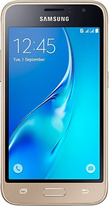 Samsung Galaxy J1 (4G) (Gold, 8 GB)