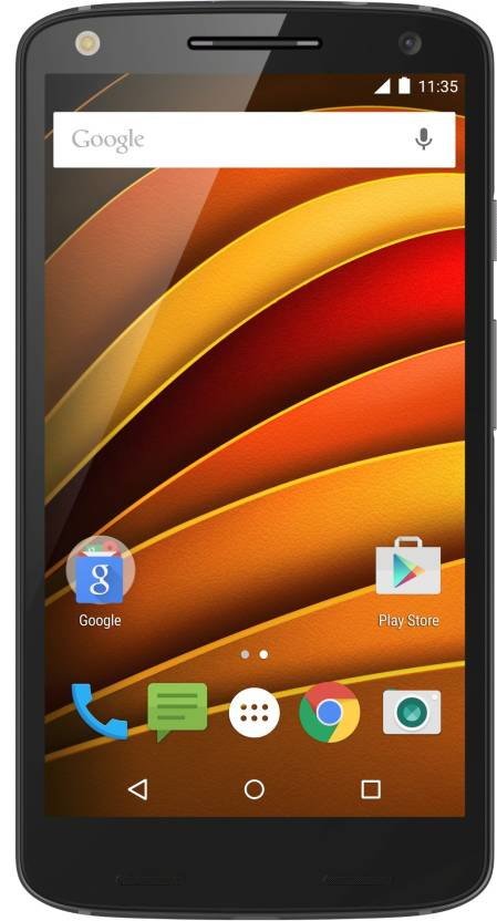 Moto X Force (Grey Nylon, 64 GB)