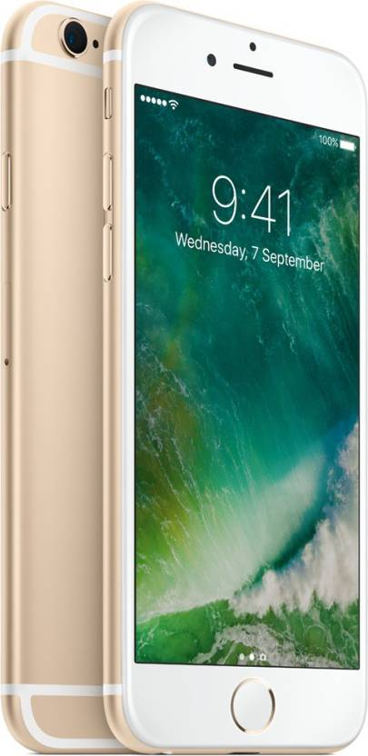Apple iPhone 6s (Gold, 64 GB)