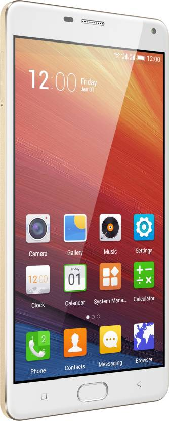 Gionee Marathon M5 Plus (Polar Gold, 64 GB)(3 GB RAM)
