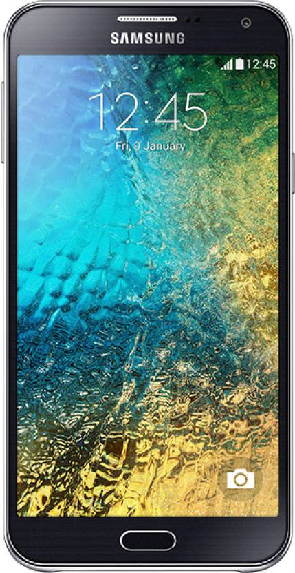 Samsung Galaxy E7 (Black, 16 GB)