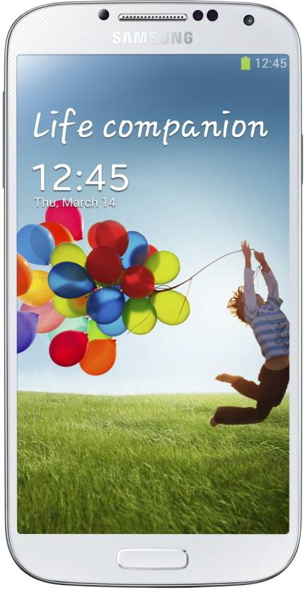 Samsung Galaxy S4 (White Frost, 16 GB)