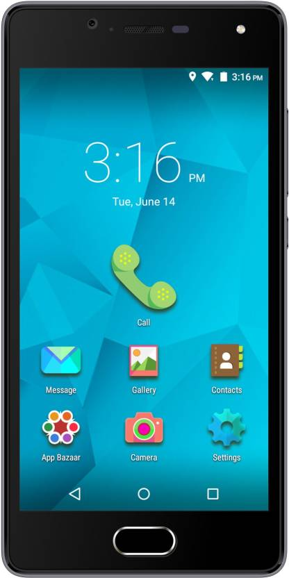 Micromax Canvas Unite 4 Plus (Grey, 16 GB)