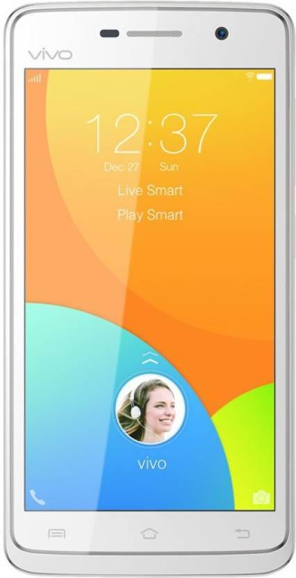 Vivo Y21 (White, 16 GB)(1 GB RAM)