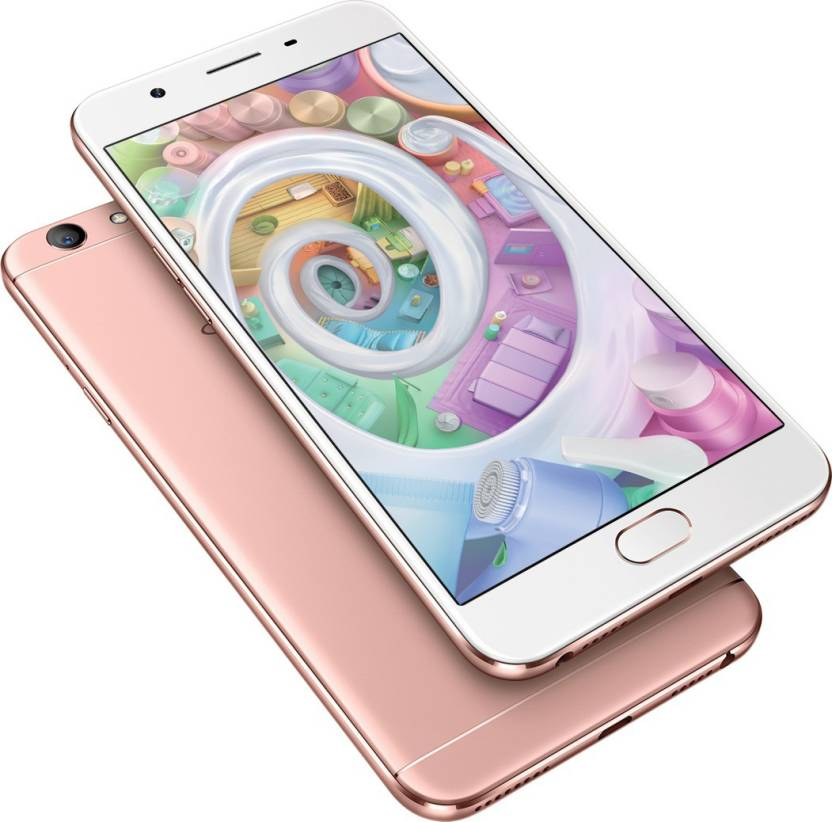 OPPO F1S (Rose Gold, 64 GB)(4 GB RAM)