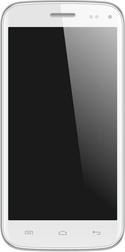 Micromax Canvas Turbo Mini A200 (White, 4 GB)