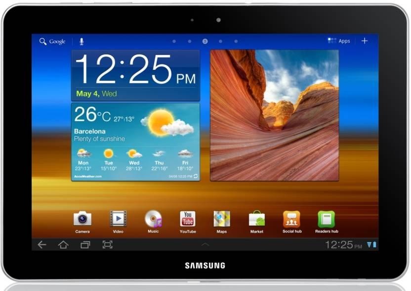 Samsung Galaxy Tab 750 (16 GB)
