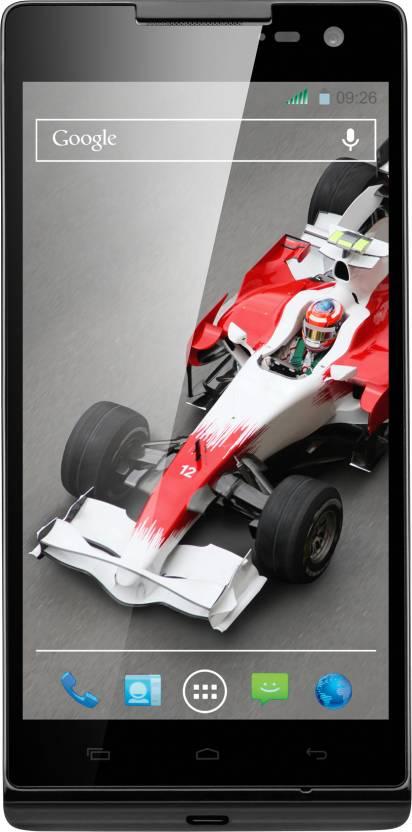Xolo Q1100 (Black, 8 GB)