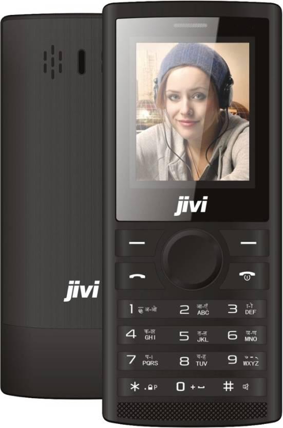 Jivi JV C300 (Black)