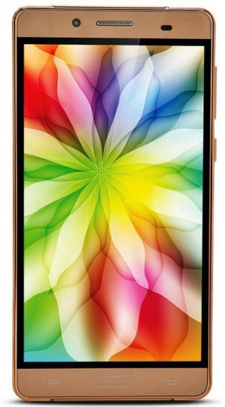iBall F2F 5H (Gold, 8 GB)